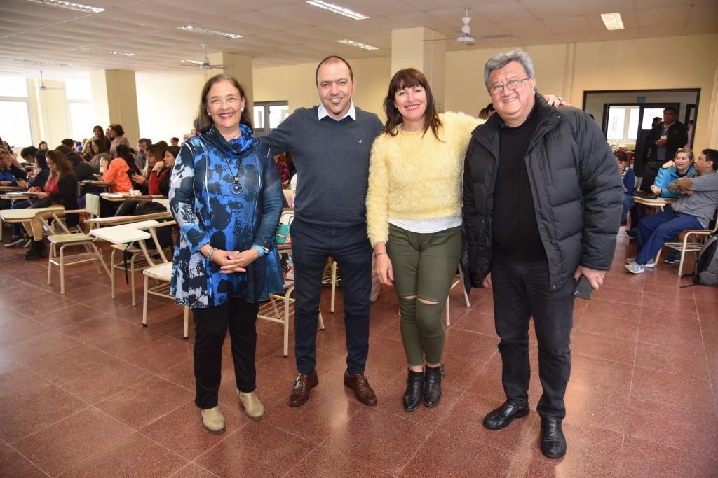 1RA JORNADA DE CAPACITACION SOBRE EL CONVENIO 190 OIT